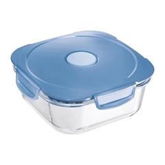 Steklena posoda za hrano Maped, modra