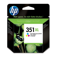 Kartuša HP CB338EE nr.351XL (barvna), original