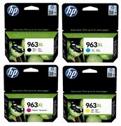 Komplet kartuš HP nr.963 XL (BK/C/M/Y), original
