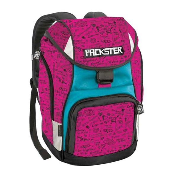 Ergonomski šolski nahrbtnik Packster Writer