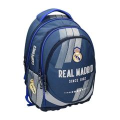 Ergonomski šolski nahrbtnik Real Madrid Campeones