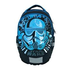 Ergonomski šolski nahrbtnik Star Wars Blue Storm