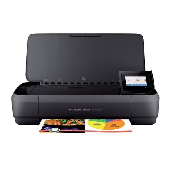 Prenosni tiskalnik HP OfficeJet 250 Mobile (CZ992A)