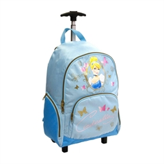Šolski nahrbtnik na kolesih Disney Princess