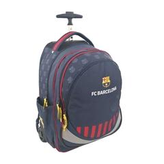 Šolski nahrbtnik na kolesih FC Barcelona