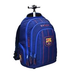 Šolski nahrbtnik na kolesih Trolley FCB Barca