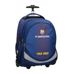 Šolski nahrbtnik na kolesih Trolley FC Barcelona Força Barça