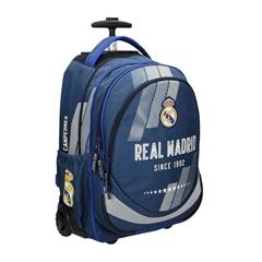 Šolski nahrbtnik na kolesih Trolley Real Madrid Campeones