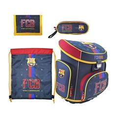 Prvošolski set FC Barcelona FCB, 4 kosi