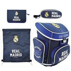 Prvošolski set FC Real Madrid Por Siempre, 4 kosi