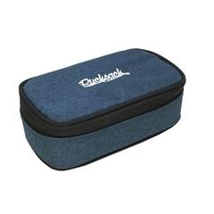 Ovalna peresnica Rucksack Only, Blue Melange, jumbo