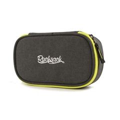 Ovalna peresnica Rucksack Only, Black Fluo, jumbo