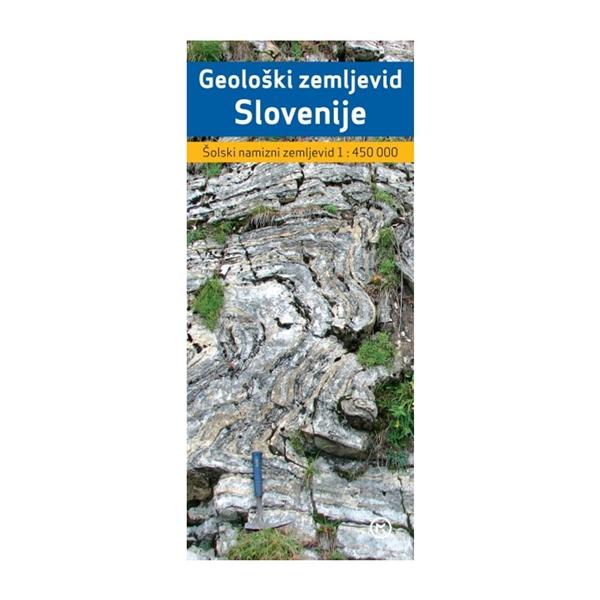 Geološki zemljevid Slovenije