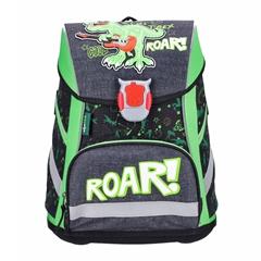 Ergonomska šolska torba ABC123 Dino