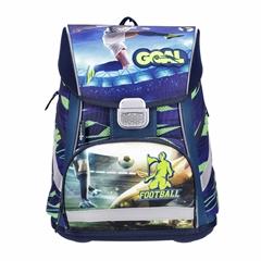 Ergonomska šolska torba ABC123 Nogomet