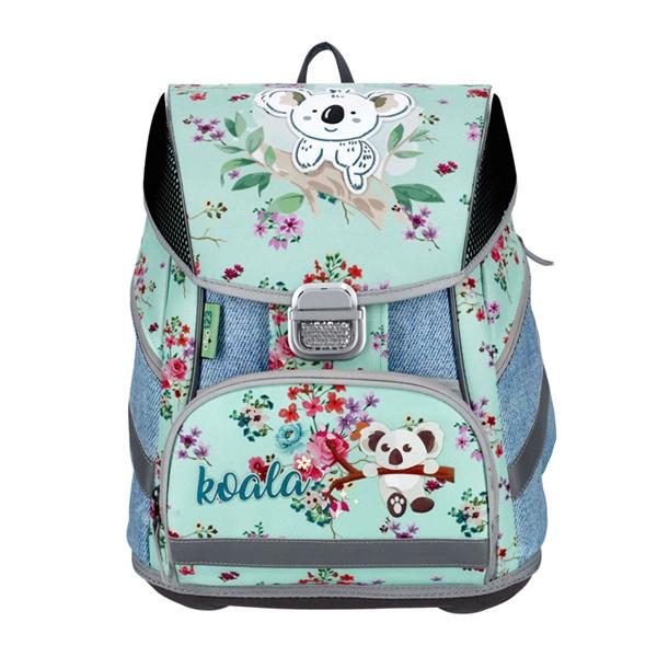 Ergonomska šolska torba ABC123 Koala