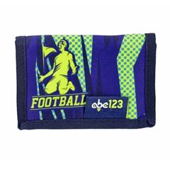 Otroška denarnica ABC123 Nogomet