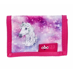Otroška denarnica ABC123 Unicorn