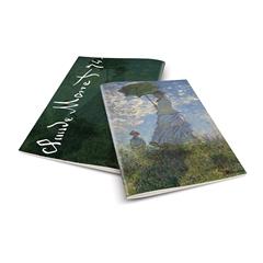 Zvezek A4 Rucksack Only, Ženska s senčnikom, karo, 52 listov