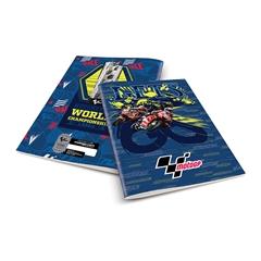 Zvezek A4 Rucksack Only, MotoGP 3, karo, 52 listov