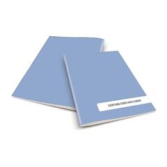 Zvezek A4 Rucksack Only, Dream, svetlo vijoličen, visoki karo, 52 listov