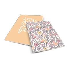 Zvezek A4 Rucksack Only, Love, brezčrtni, 52 listov