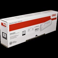 Poškodovana embalaža: toner OKI 46443104 (C833/C843) (črna), original