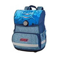 Ergonomski šolski nahrbtnik Target GT Twist Crazy Shark