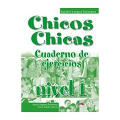 Chicos Chicas 1, delovni zvezek