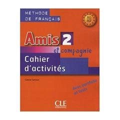 Amis et Compagnie 2, delovni zvezek