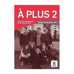 A Plus! 2, delovni zvezek