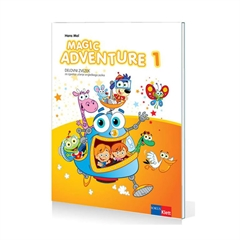 Magic Adventure 1, delovni zvezek