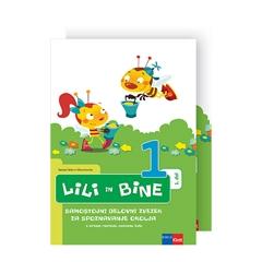 Lili in Bine 1, samostojni delovni zvezek za okolje