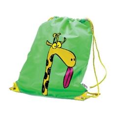 Nahrbtnik / vrečka za copate Hungry Jungle, žirafa