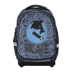 Ergonomski šolski nahrbtnik Street Light Skate