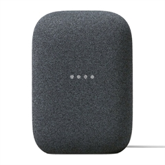 Pametni zvočnik Google Nest Audio, temno siv