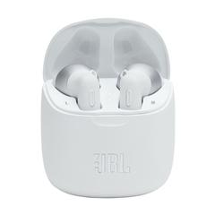 Brezžične slušalke JBL Tune 225TWS, bele