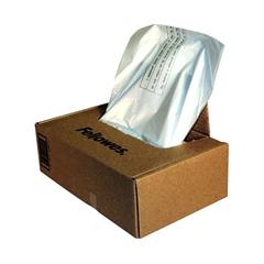 Vrečke za uničevalnik papirja Fellowes, C-380, 165 l, 50 kosov