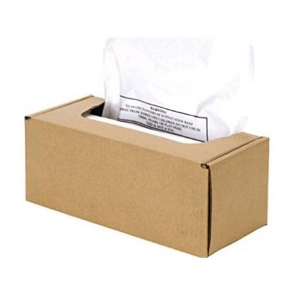 Vrečke za uničevalnik papirja Fellowes Automax, 300C in 500C, 94 l, 50 kosov