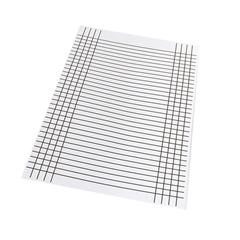 Obojestranski črtalnik A4, 20 listov