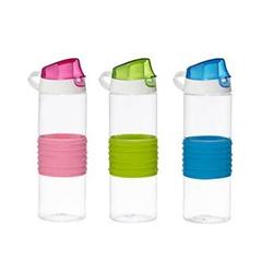 Plastenka za pitje, silikon, 650 ml, 1 kos