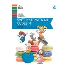 SVET MATEMATIČNIH ČUDES 4, učbenik za matematiko v 4. razredu osnovne šole
