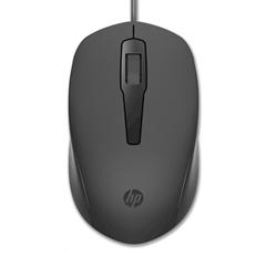 Miška HP USB 150, žična, optična