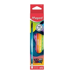 Grafitni svinčnik Maped Energy B