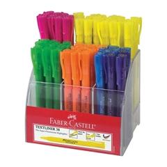 Marker Faber-Castell Neon Slim, 54 kosov