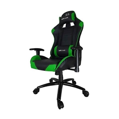 Gaming stol UVI Chair Styler PU Leather, zelen