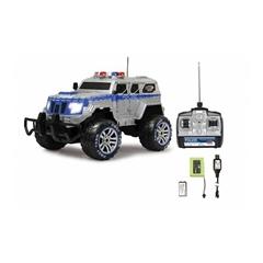 Police Armored Car Monstertruck Jamara, daljinsko voden