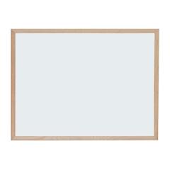 Magnetna tabla piši-briši Optima, 60 x 45 cm, lesen okvir