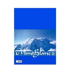 Blok Pigna Mont Blanc, A5, 70 listov, črte