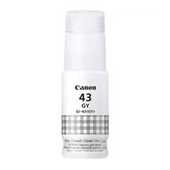 Črnilo za Canon GI43GY (4707C001AA) (G540/G640) (siva), original